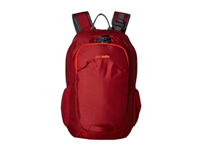 Pacsafe 15 L Venturesafe G3 Anti-Theft Backpack (Goji Berry) Backpack Bags