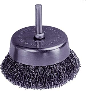 """Lisle 14020 2-1/2"""" Wire Cup Brush"""