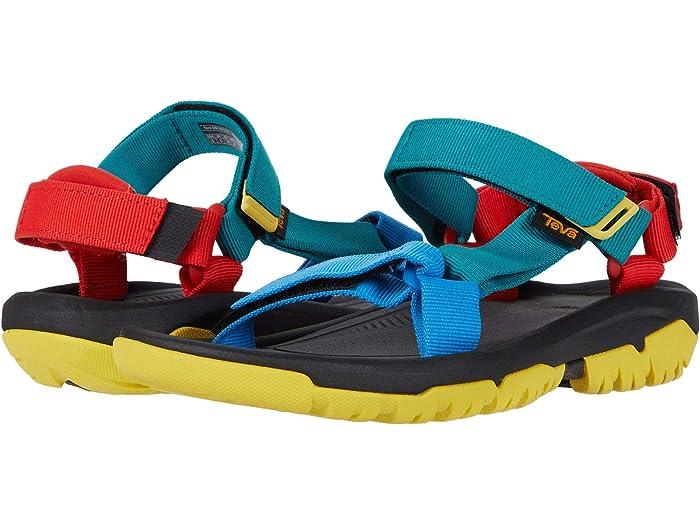 Teva Kids T Hurricane XLT 2 Print Sport Sandal