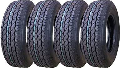 4 New Premium FREE COUNTRY Trailer Tires ST 205/75D15-11021 …