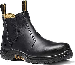 V12 Men's Safety Footwear VR609 Colt Dealer Boot with Composite Toe Cap and Steel Midsole S1P SRC