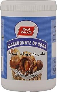 Real Value Bicarbonate of Soda, 100 gm
