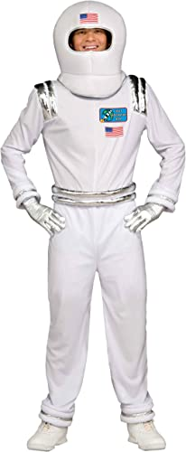 buena reputación Forum Novelties 179571 Astronauta Adult Costume - plata - Un Un Un tama-o  salida de fábrica
