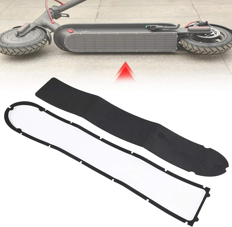 Kuuleyn Sello de Anillo Impermeable, protección de la Cubierta de la batería Inferior del Scooter eléctrico Sello de Anillo Impermeable Scooter eléctrico para Xiaomi M365