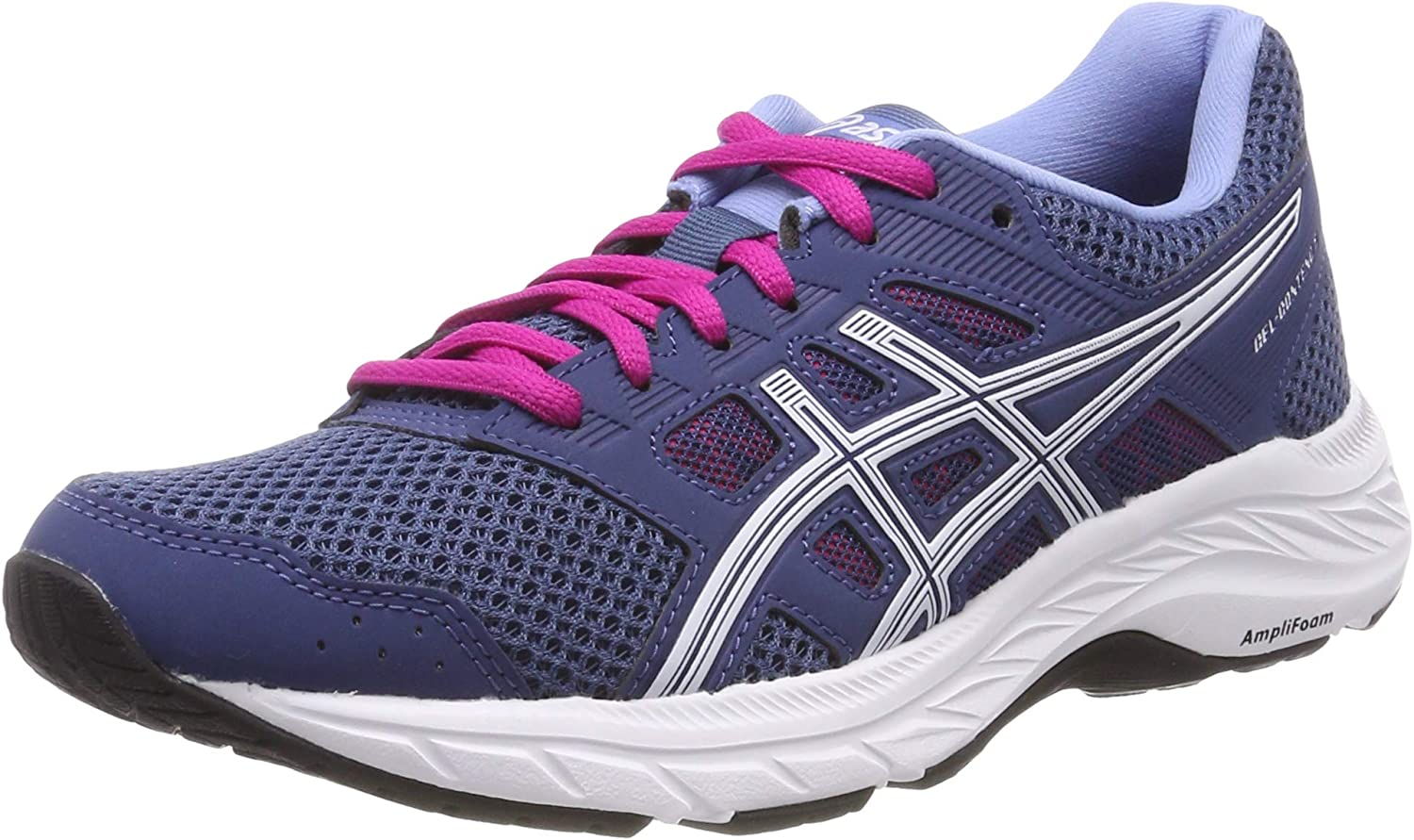 ASICS Womens Gel-Contend 5 Lightweight Breathable Running shoes