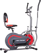 Elliptical And Bicycle Combo