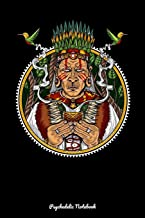 Psychedelic Notebook: Ayahuasca Shaman Psychedelic Notebook