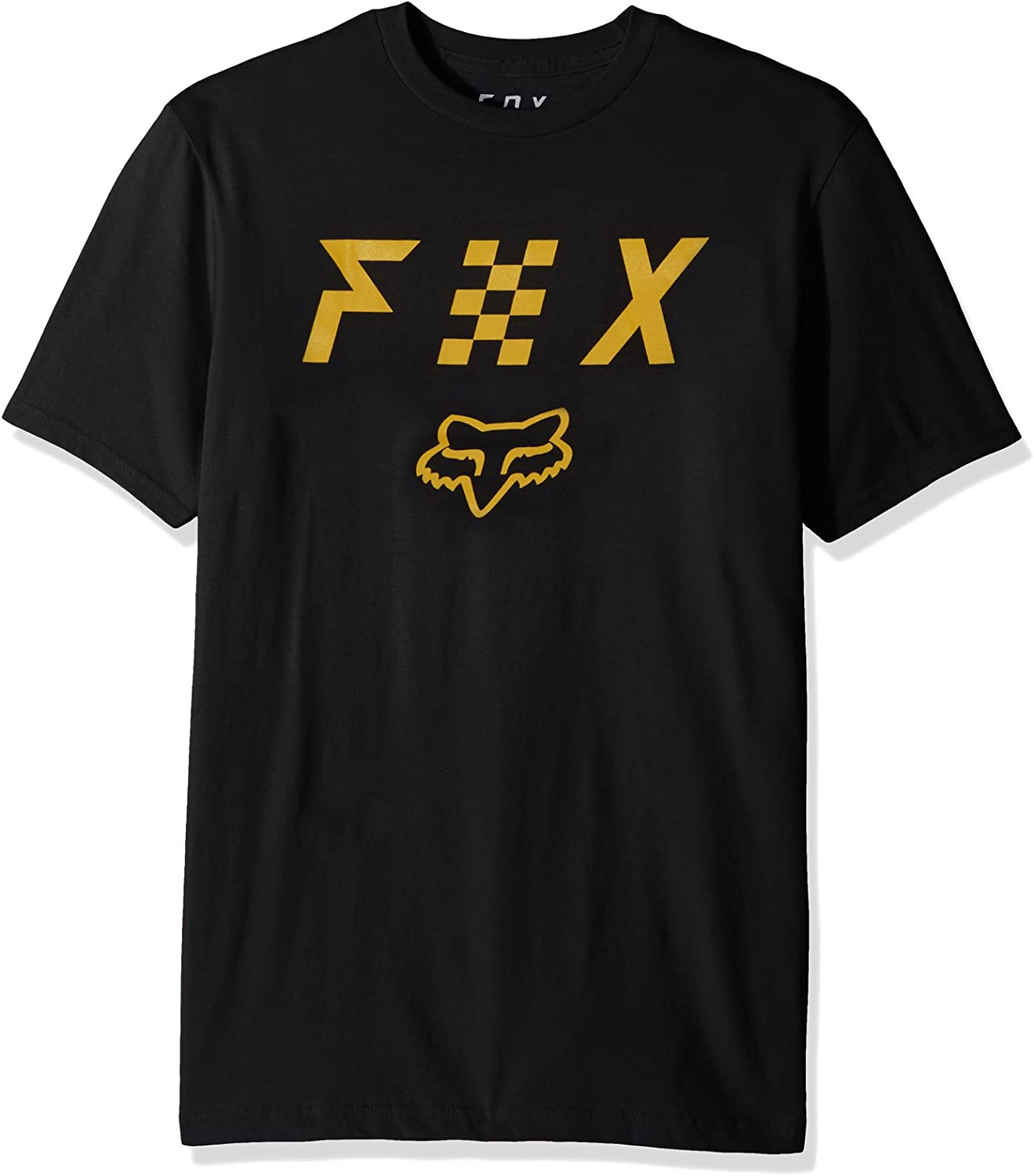 Fox Mens Avowed Short Sleeve Tee T-Shirt