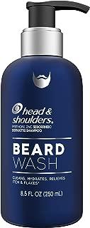 Head & Shoulders beard wash, 8.5 fl Ounce