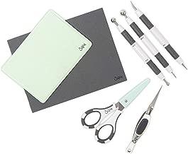 Sizzix Kit di Attrezzi per Carta, Plastico, Grigio, 22 x 17 x 3 cm