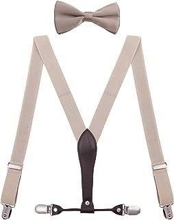 brown suspenders toddler