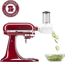 KitchenAid KSMVSA Fresh Prep Slicer/Shredder Attachment, White