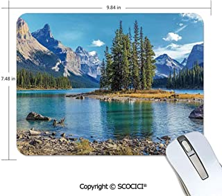 Office and Home Waterproof Coated Mouse pad,7.48