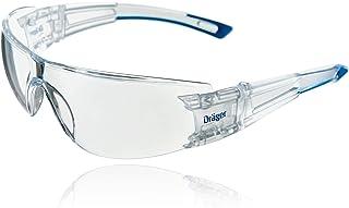 Dräger X-pect 8330 Gafas de Seguridad | Lentes de protección Rayos UV antivaho| Dieléctricas para ambientes de Alto Voltaje | 10 Gafas
