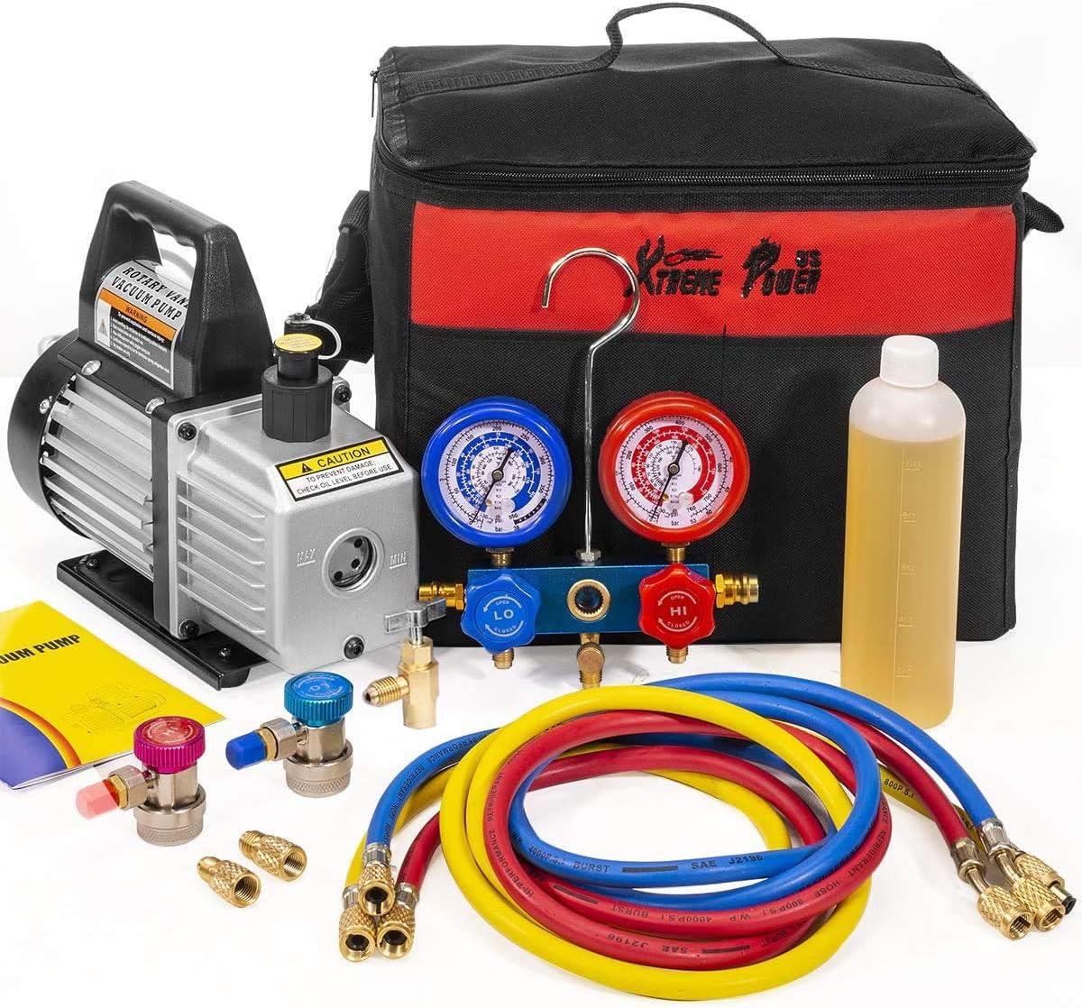 Best AC Vacuum Pump