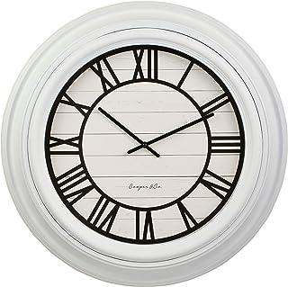 Cooper & Co. Hollie Jumbo Wall Clock, 60 cm Diameter