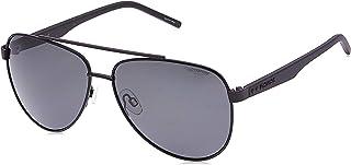 بولارويد نظارات شمسية ، للنســاء ، عدسات بلون رمادي شكل افييتور - Pld 2043/S-80761M9