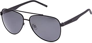 Polaroid Men's Sunglasses Aviator PLD 2043/S - Black