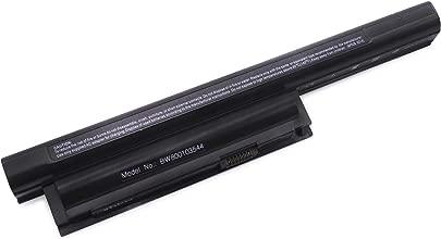 vhbw Akku passend f r Sony Vaio SVE1511A1EW  SVE1511AEN  SVE1511AENB  SVE1511AJ Laptop Notebook  Li-Ion  4400mAh  11 1V  48 84Wh  schwarz