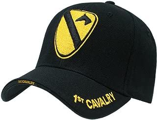 Rapid Dominance Delux Military Law Enforcement Cap Hat- 1st CAVALRY