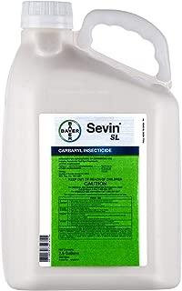 Sevin SL Carbaryl Insecticide 2.5 Gallon Jug 43% Carbaryl