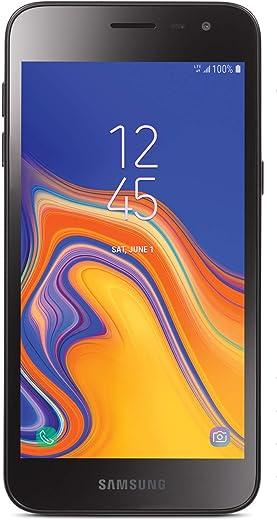 Simple Mobile Samsung Galaxy J2 4G LTE Prepaid Smartphone (Locked) - Black - 16GB - Sim Card Included - GSM