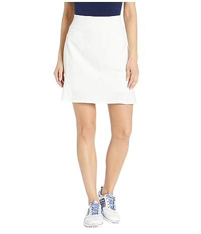 adidas Golf Rangewear 18 Skort (White) Women