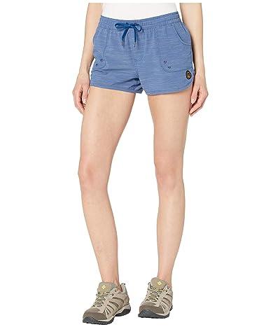 United By Blue Westray Shorts (Blue) Women