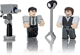 Roblox Celebrity Collection - Bloxy Awards: Film Crew Game Pack [Includes Exclusive Virtual Item]