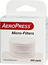 product image for AeroPress Replacement Filter Pack - Microfilters For The AeroPress Coffee And Espresso Maker - 350 count