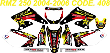 rmz 250 graphics kit