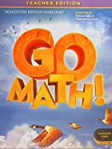 GO MATH! Common Core Teacher Edition, Grade 4 Chapter 12:Relative Sizes of Measurement Units