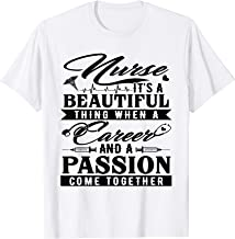 It Is A Beautiful Thing When A Career And Passion Come Shirt