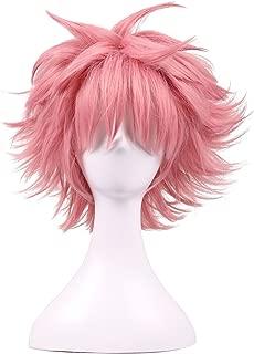 mina ashido cosplay wig