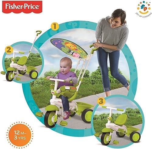 Fisher-Price 146-1133 - Dreir r Classic Plus, Grün
