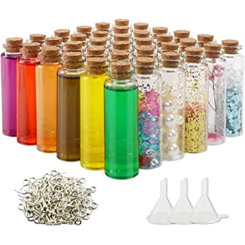100pcs 8x30m Glass Fermentation Microorganism Tiny Duchenne Test Tubes #T3582 YS