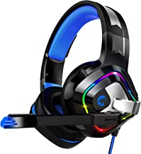 ZIUMIER Gaming Headset PS4 Headset, Xbox One Headset with...