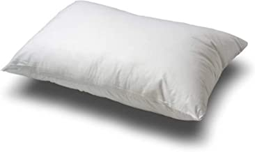 "Buttercup Certified Micro Fibre Pillow for Sleeping - 16"" x 24"" (40cm x 60cm) (White, Pack of 1)"