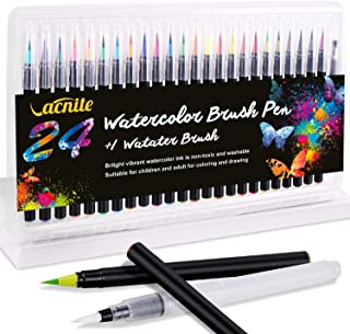 Best zig real color brush pens Reviews