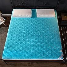 Japanese Floor Mattress Cotton,Not-Slip Sleeping Tatami Floor Mat,Folding Futon Mattress Pad,Kids Tatami Mattress Sleeping...