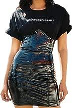 Best high waisted corset skirt Reviews