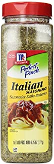 McCormick Italian Seasoning, 6.25-Ounce (3 Bottles)