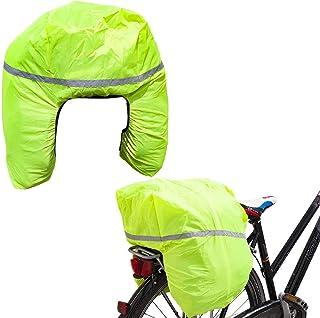 La protección de la lluvia para la bolsa de la Bicicleta
