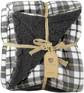 Sherpa Luxury Velveteen Berber Throw Blanket 50