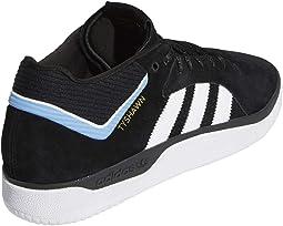 Core Black/Footwear White/Light Blue