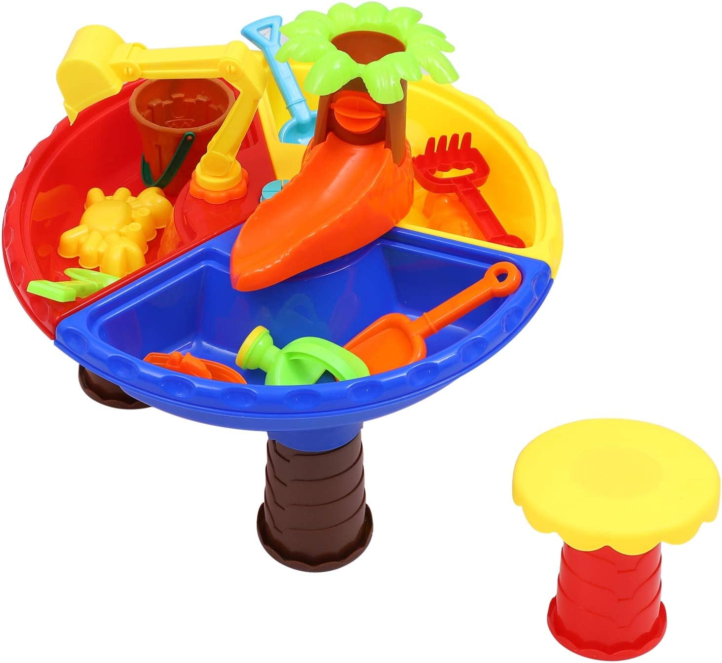 TOYANDONA 1 Set Kids Sand Sandbox New popularity Activity New item Table Water Toddler