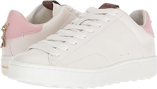 White/Petal Leather 2