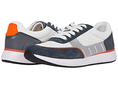 SWIMS Breeze Wave Athletic (White/Gray/Black) Men