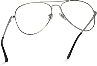 Premium Elegant Metal Frame Retro Vintage Aviator Glasses