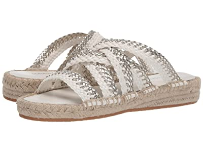 Donald J Pliner Rhonda (Off-White Nappa) Women